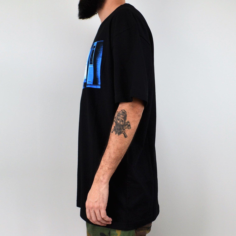 Camiseta Masculina DGK Static Preto  Camiseta Masculina DGK Static Preto ... db0a9f2c4cf29