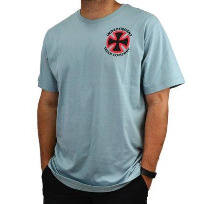 Camiseta Independent Stage Azul Claro