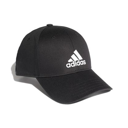 Boné Adidas BBall Cot Preto