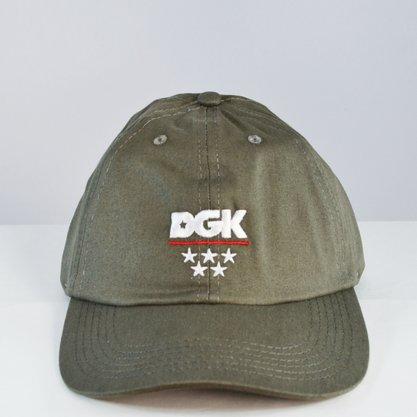 Boné DGK Liberty Dad Hat Strap Cinza