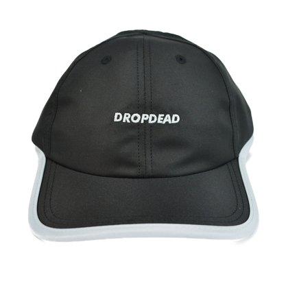 Boné Drop Dead Airy Preto/Cinza