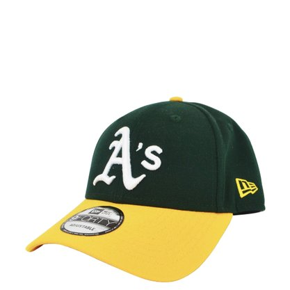 Boné Masculino New Era Oakland Atletics MLB Verde