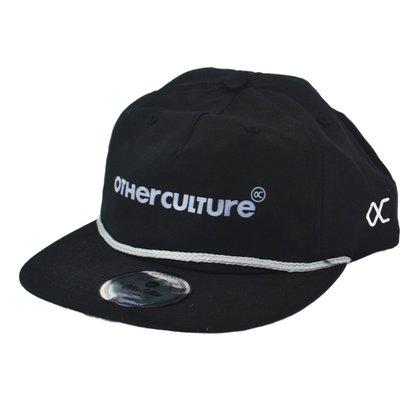 Boné Other Culture OC Logo Preto