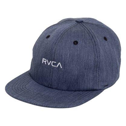Boné RVCA Tonally Azul Mescla