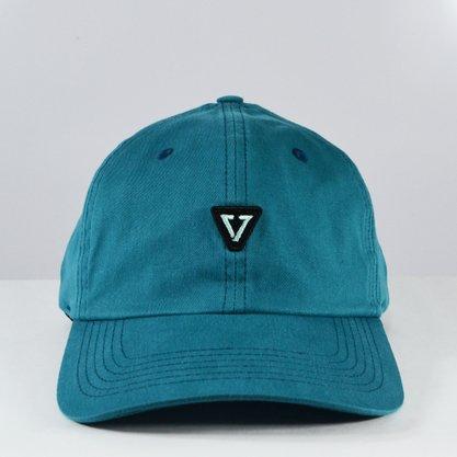Boné Vissla Corporate Snap Azul