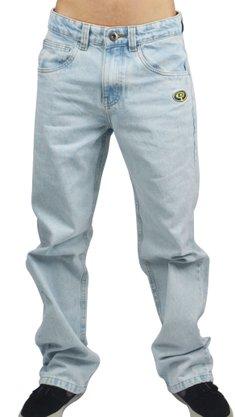 Calça Drop Dead Wide 90s Jeans Claro