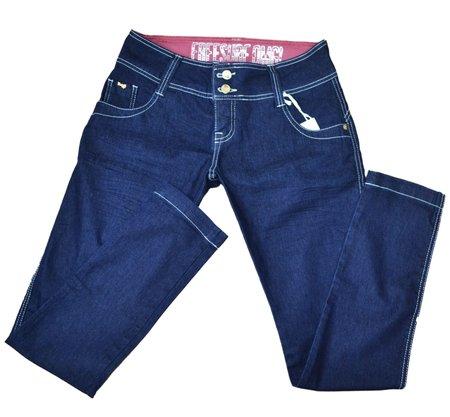 Calça Free Surf Folk Jeans