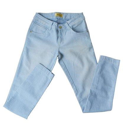 Calça Free Surf Sunset Jeans Claro
