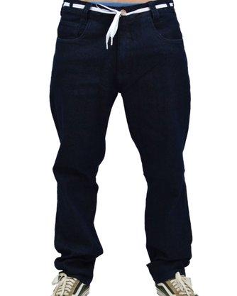 Calça Hocks Focus Jeans Escuro