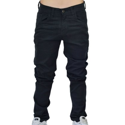 Calça Masculina Child Confort Chumbo