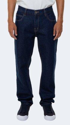 Calça RVCA Americana Fit Jeans Escuro