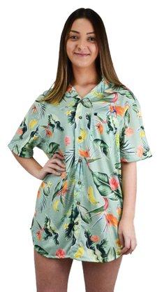 Camisa Loveboard Costa Rica Verde