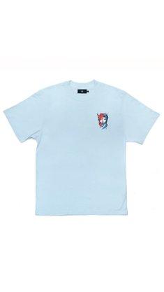 Camiseta à Urban X Mari Mats Azul Claro
