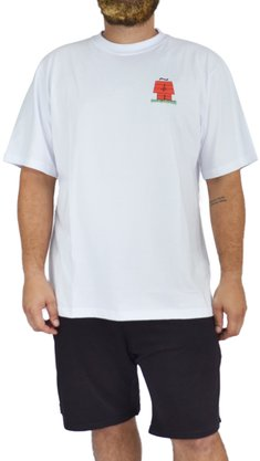 Camiseta à Urban X Salmos Branco