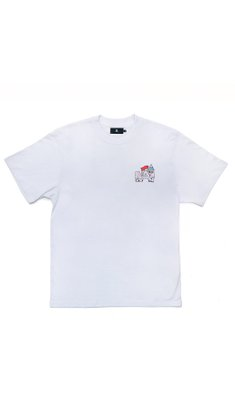 Camiseta à Urban X Yubia Branco