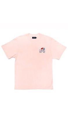 Camiseta à Urban X Yubia Rosa Claro