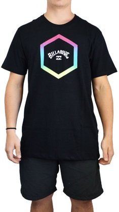 Camiseta Billabong Access Preto