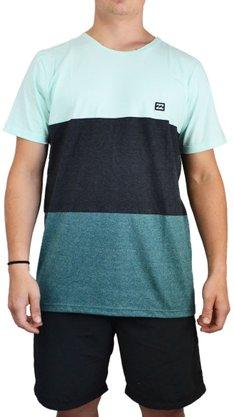 Camiseta Billabong Tricut Azul