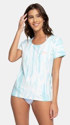Camiseta Billabong True Pipe Azul