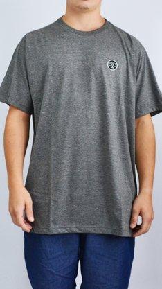 Camiseta Child Bottom Mescla Escuro