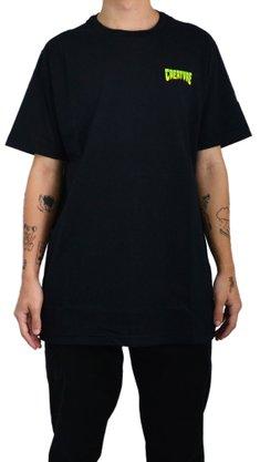 Camiseta Creature Logo Mini Preto