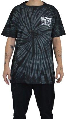 Camiseta Creature Support Preto