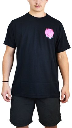 Camiseta Drop Dead From Hell Preto