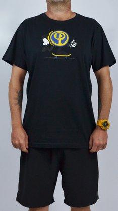 Camiseta Drop Dead Old Og Preto