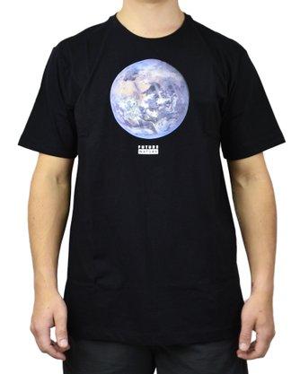 Camiseta Element Earth Preto