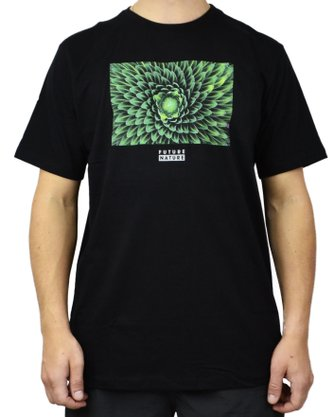 Camiseta Element Spiral Preto