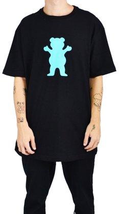 Camiseta Grizzly OG Bear Preto
