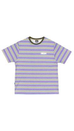 Camiseta High Company Gradient Kidz Verde