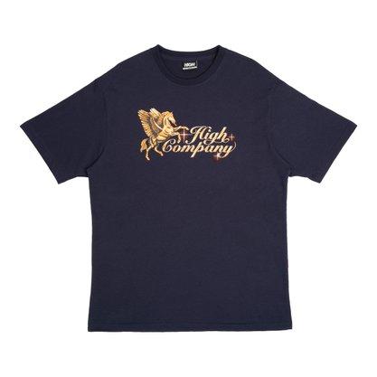 Camiseta High Company Pegasus Azul Marinho
