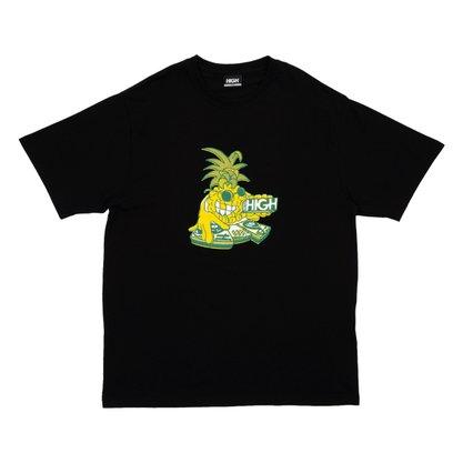 Camiseta High Company Piña Preto