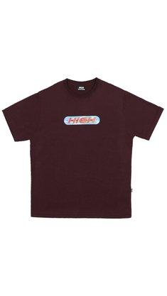 Camiseta High Company Pool Vinho