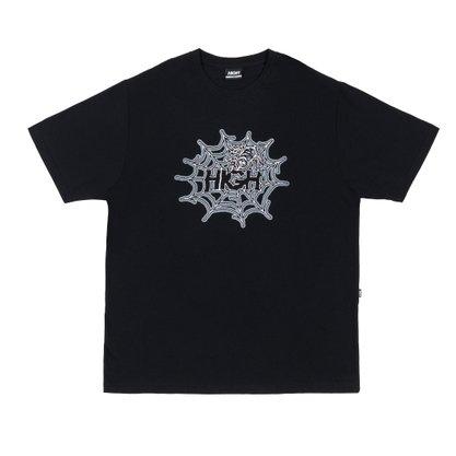 Camiseta High Company Spider Preto