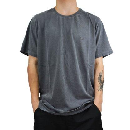 Camiseta Hocks Antiqua Cinza