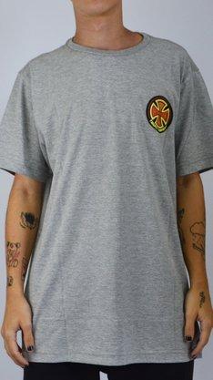 Camiseta Independent 78' Cross Mescla Claro