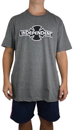Camiseta Independent Big OGBC Mescla Escuro