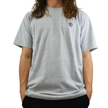 Camiseta Independent Bottom Mescla Claro