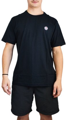 Camiseta Independent Bottom Preto