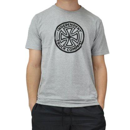 Camiseta Independent Cross Logo Mescla Claro