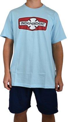 Camiseta Independent OGBC Rigid Azul Claro