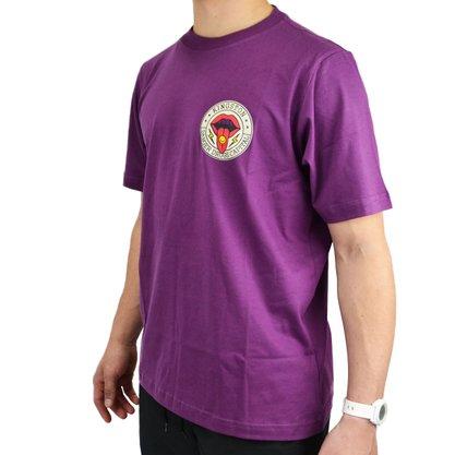 Camiseta Kingston Danger Drugs Roxo