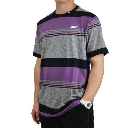 Camiseta Mess Bowl Mescla Escuro