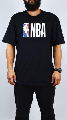 Camiseta New Era NBA Essentials Logo Big Preto