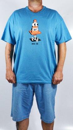 Camiseta Nike SB Coney Azul