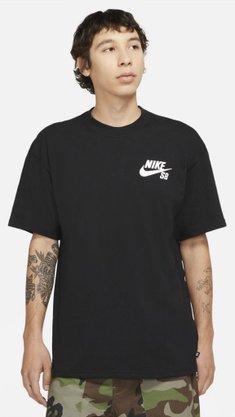 Camiseta Nike SB Logo Preto