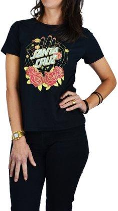 Camiseta Santa Cruz Cosmic Awakening Preto