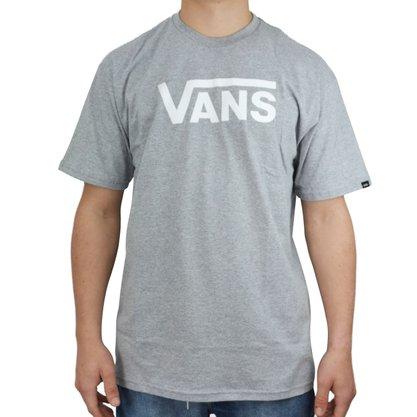 Camiseta Vans Classic Mescla Claro